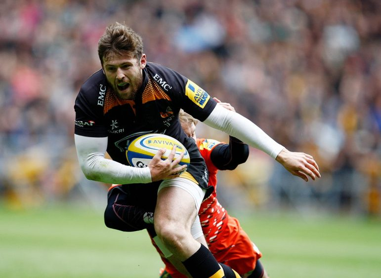 Wasps star elliot daly hoping to make his mark during for All star motors daly city