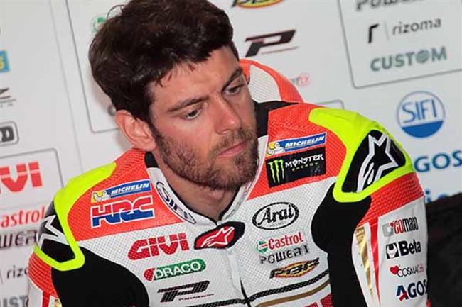 Coventry's Cal Crutchlow left pondering what might have been after crashing out of Argentina MotoGP