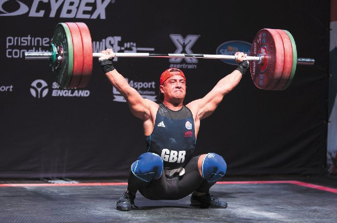 British weightlifting and para-powerlifting stars set for Coventry return - Coventry Observer