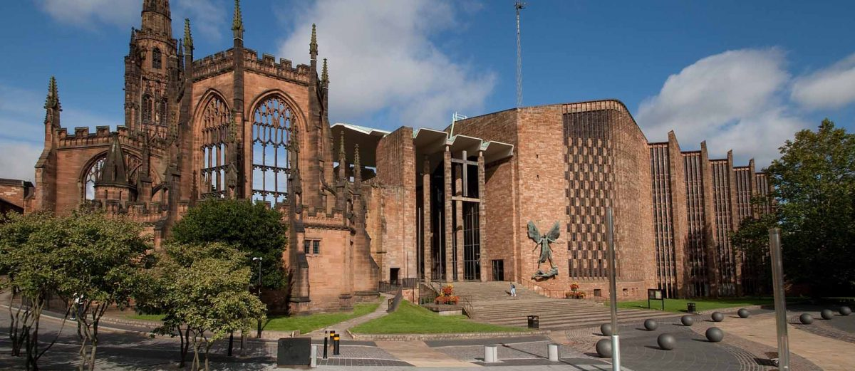 Coventry Cathedral To Hold Gin Festival The Coventry