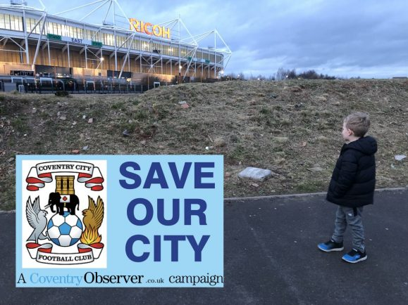 3c4139af6f OPINION: Moronic politics has failed city of Coventry in Ricoh Arena ...